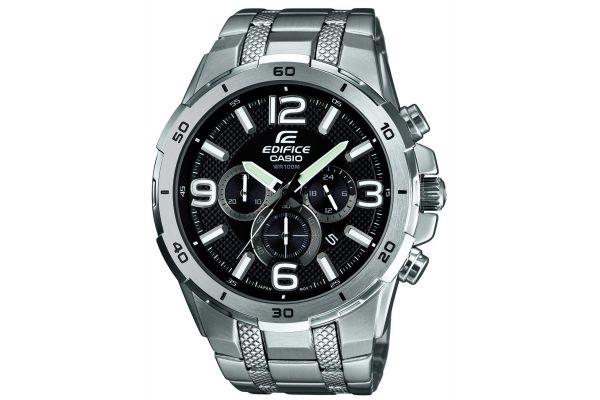 Mens Casio Edifice Watch EFR-538D-1AVUEF