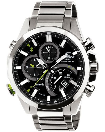 Mens Casio Edifice Solar Bluetooth EQB-500D-1AER Watch