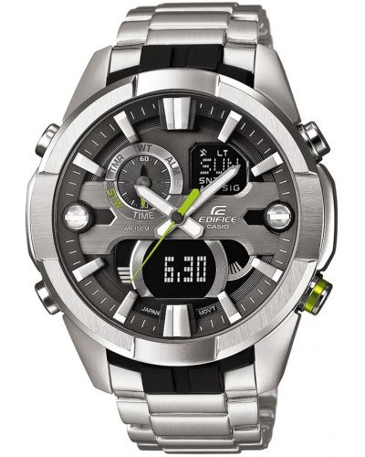 Mens Casio Edifice Stainless steel ERA-201D-1AVEF Watch