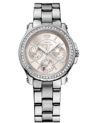 Womens Juicy Couture Pedigree Stainless steel 1901104 Watch