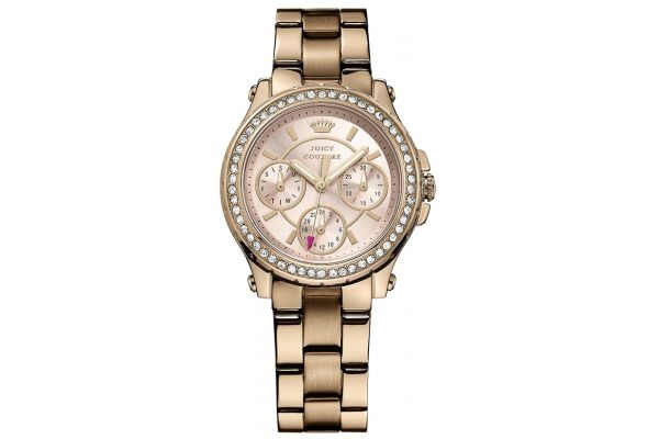 Womens Juicy Couture Pedigree Watch 1901106