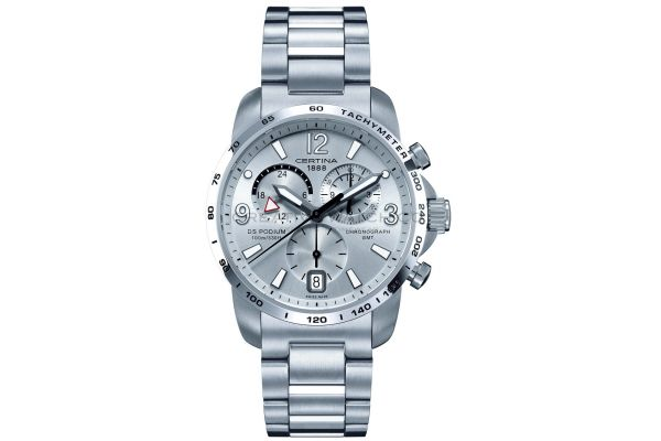 Mens Certina DS Podium GMT Watch C0016391103700
