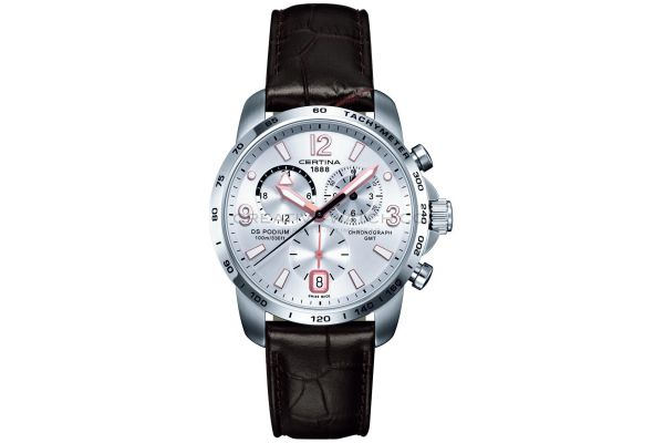 Mens Certina DS Podium GMT Watch C0016391603701