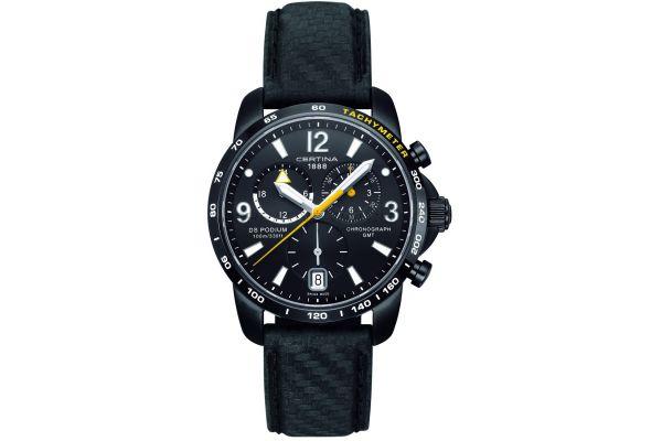 Mens Certina DS Podium GMT Watch C0016391605701