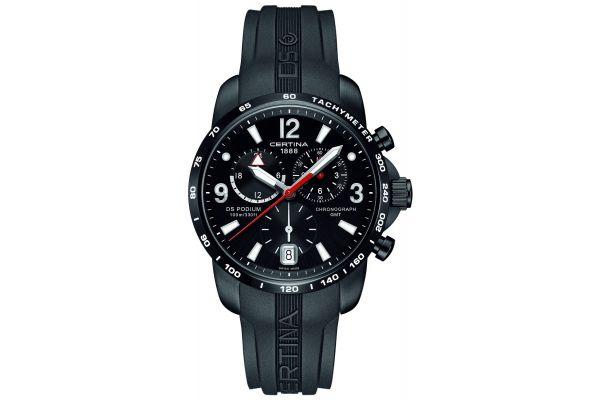 Mens Certina DS Podium GMT Watch C0016391705700