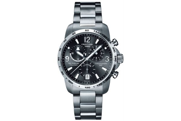 Mens Certina DS Podium GMT Watch C0016394408700