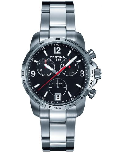 Mens Certina DS Podium Chronograph C0014171105700 Watch