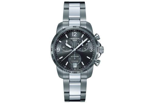 Mens Certina DS Podium Chronograph Watch C0014174408700