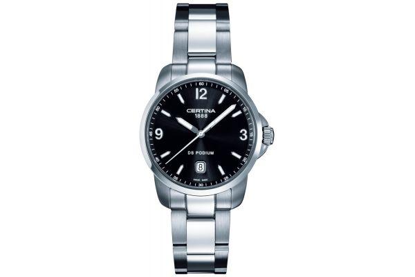 Mens Certina DS Podium Watch C0014101105700