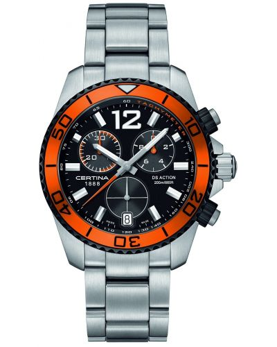 Mens Certina DS Action Chronograph C0134172105701 Watch