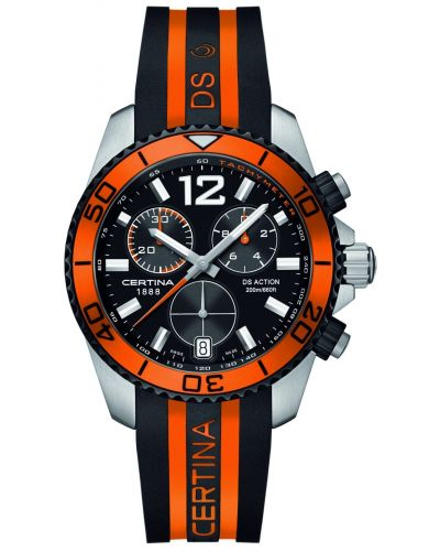 Mens Certina DS Action Chronograph C0134172705701 Watch
