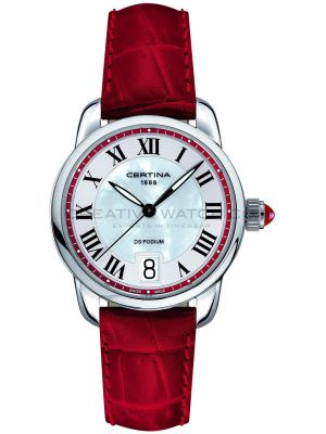 Womens Certina DS Podium C0252101642800 Watch