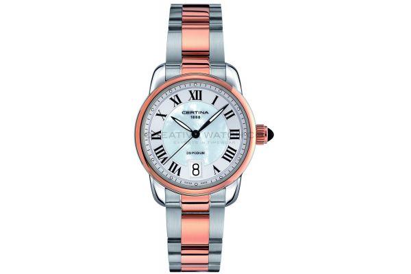 Womens Certina DS Podium Watch C0252102211800