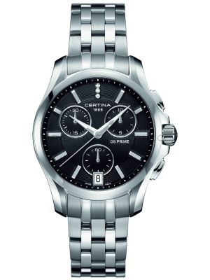 Womens Certina DS Prime Chronograph C0042171105600 Watch