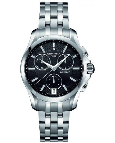 Womens Certina DS Prime Chronograph C0042171105600 Watch