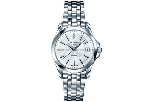 Womens Certina DS Prime Watch C0042101103600