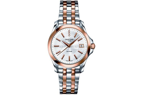 Womens Certina DS Prime Watch C0042102203600