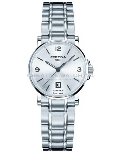 Womens Certina DS Caimano C0172101103700 Watch