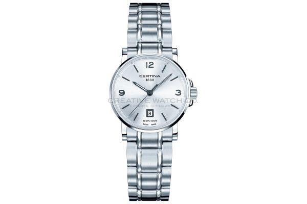 Womens Certina DS Caimano Watch C0172101103700
