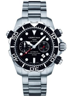 Mens Certina DS Action Chronograph Automatic C0134271105100 Watch