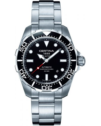 Mens Certina DS Action Diver Automatic C0134071105100 Watch