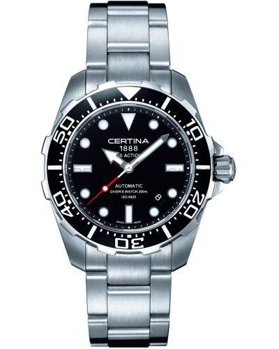 Mens Certina DS Action Diver Automatic C0134071105100 Watch