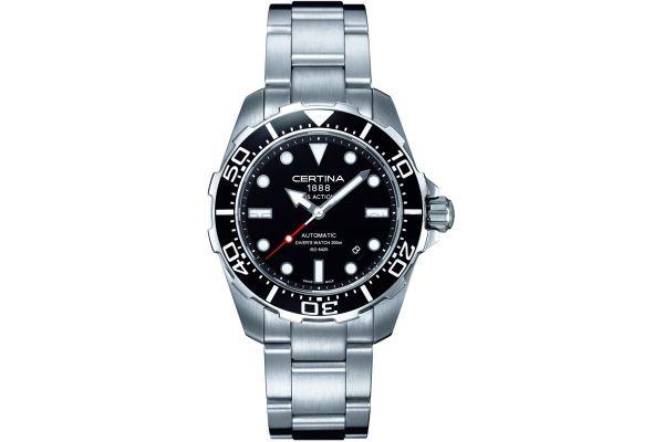 Mens Certina DS Action Watch C0134071105100