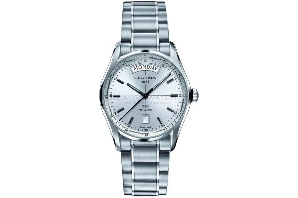 Mens Certina DS-1 Automatic Watch C0064301103100