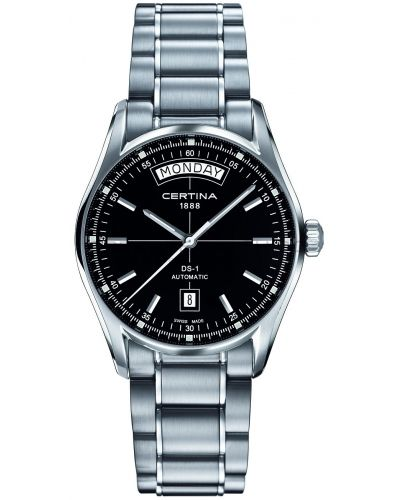 Mens Certina DS-1 Automatic C0064301105100 Watch