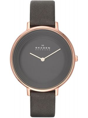 Womens Skagen Ditte relaxed rose gold slim skw2216 Watch