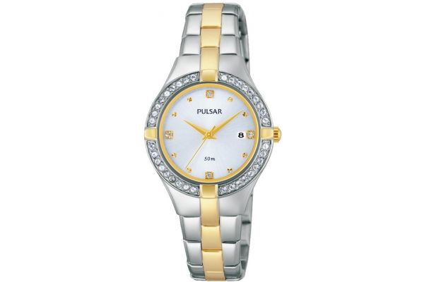 Womens Pulsar  Dress Wear Watch PH7376X1