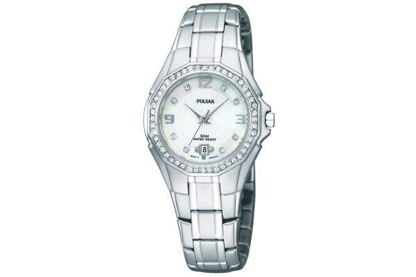 Womens Pulsar  Dress Wear Watch PXT797X1