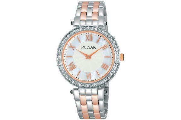 Womens Pulsar  Dress Wear Watch PM2109X1