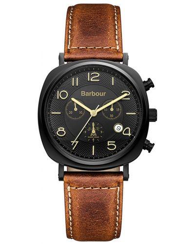 Mens Barbour Beacon Chronograph bb019bktn Watch