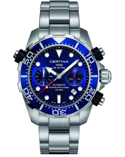 Mens Certina DS Action Chronograph Automatic C0134271104100 Watch