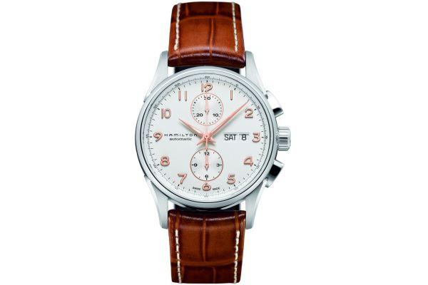 Mens Hamilton American Classic Jazzmaster Watch H32576515