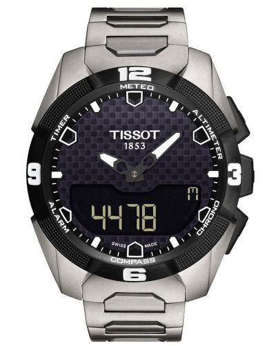Mens Tissot T Touch Expert Solar T091.420.44.051.00 Watch