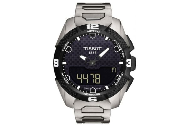 Mens Tissot T Touch Watch T091.420.44.051.00