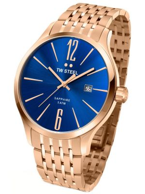 TW Steel Slim Line rose gold plated tw1309 Watch