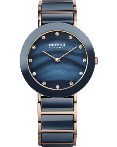 Womens Bering Ceramic mother of pearl 11435-767 Watch