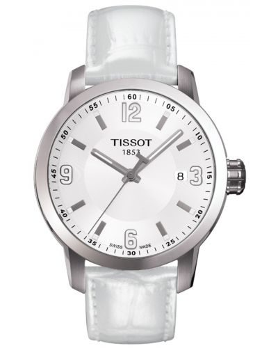 Mens Tissot PRC200 stainless steel classic t055.410.16.017.00 Watch