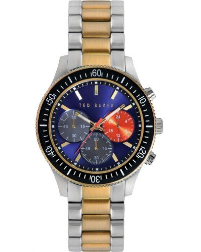 Mens Ted Baker Stainless steel chronograph TE3060 Watch