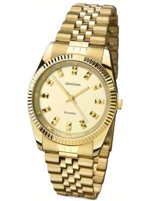 Womens Sekonda gold stainless steel 2069.00 Watch