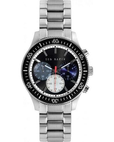Mens Ted Baker Stainless steel chronograph TE3059 Watch