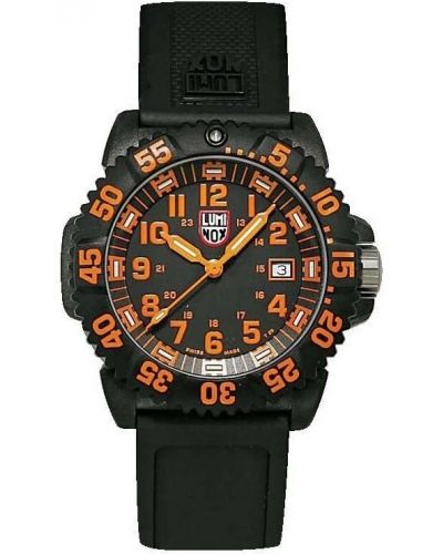 Mens Luminox 3050 Series Navy Seal Colormark 3059 Watch