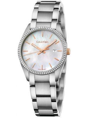 Womens Calvin Klein ALLIANCE Steel K5R33B4G Watch