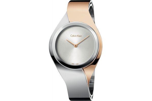 Womens Calvin Klein SENSES Watch K5N2M1Z6