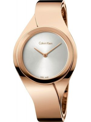 Womens Calvin Klein SENSES Rose Gold K5N2M626 Watch