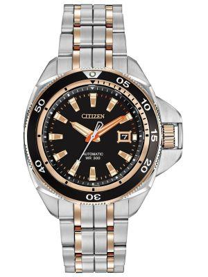 Citizen Signature Grand Touring Two Tone NB1036-50E Watch