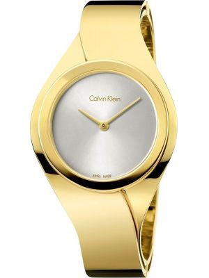 Womens Calvin Klein SENSES Gold K5N2M526 Watch